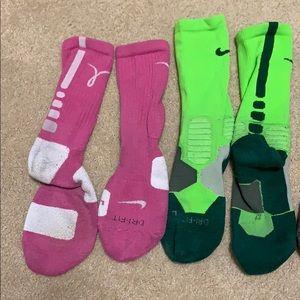 Nike dry-fit socks